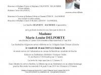 Delporte Marie Louise
