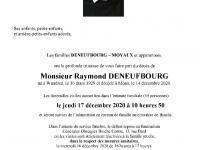 DENEUFBOURG Raymond