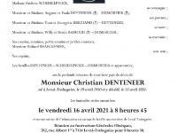 DENTENEER Christian