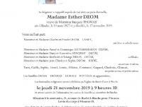 DEOM Esther