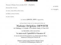 Dewitte Delphine