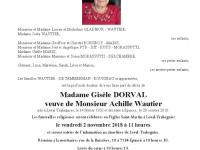Dorval Gisèle