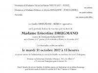 Drugmand Ernestine