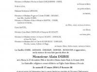 Dubie Alain