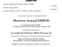 Dubois Armand