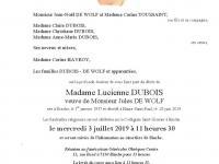 Dubois Lucienne