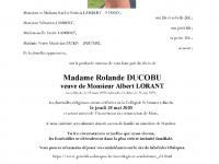 Ducobu Rolande