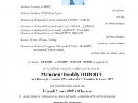 Dufour Freddy