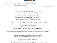DURANT Rodolphe