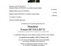 Dutillieux Ernest