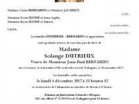 DUTRIEUX Solange