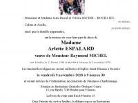 ESPALARD Arlette