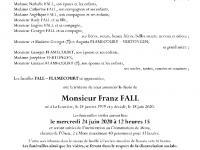 FALL Franz
