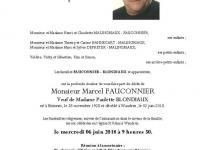 FAUCONNIER Marcel