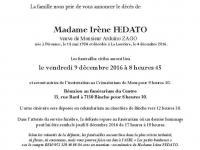 Fedato Irène