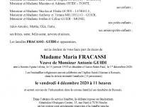 FRACASSI Maria