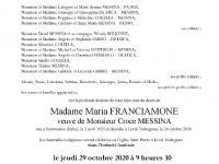 FRANCIAMONE Maria