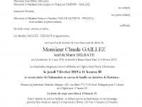 GAILLEZ Claude