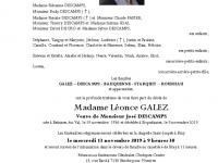 Galez Leonce