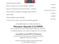 GAUDIER Quentin
