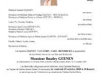 GEENEN Baudry