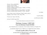 GERVAIS Josiane