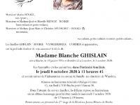 Ghislain Blanche