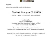 Glasson Georgette