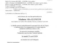 Glineur Alix