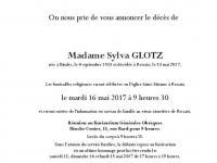 Glotz Sylva