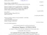 Godeloffe Maurice