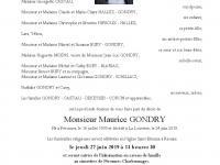 GONDRY Maurice