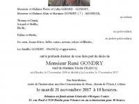 Gondry René