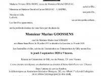 GOOSSENS Marius