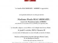 HACARDIAUX Paula