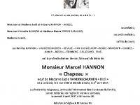 Hannon Marcel
