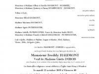HAUMONT Freddy