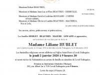 Hublet Liliane