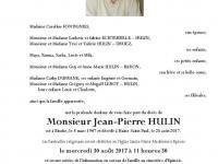 Hulin Jean Pierre