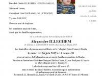 Illeghem Alexandre