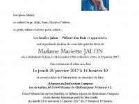 JALON Mariette
