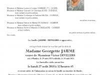 Jaume Georgette