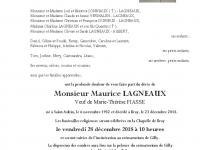 LAGNEAUX Maurice