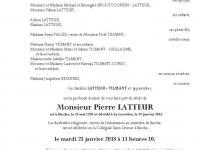 LATTEUR Pierre