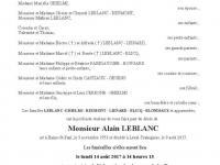 Leblanc Alain