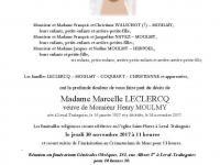 LECLERCQ Marcelle