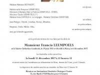 Leempoels Francis