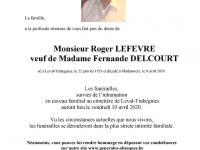 Lefevre Roger