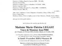 LEGAST Marie-Thérèse