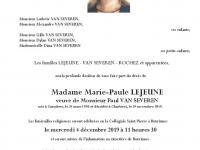 Lejeune Marie Paule
